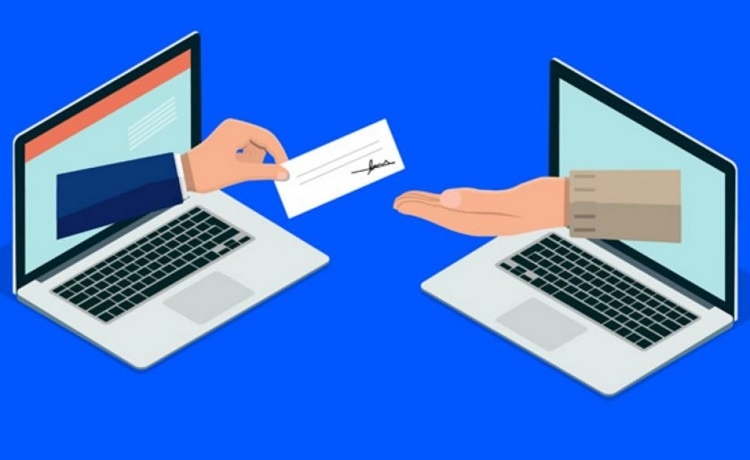 Cheque electrónico