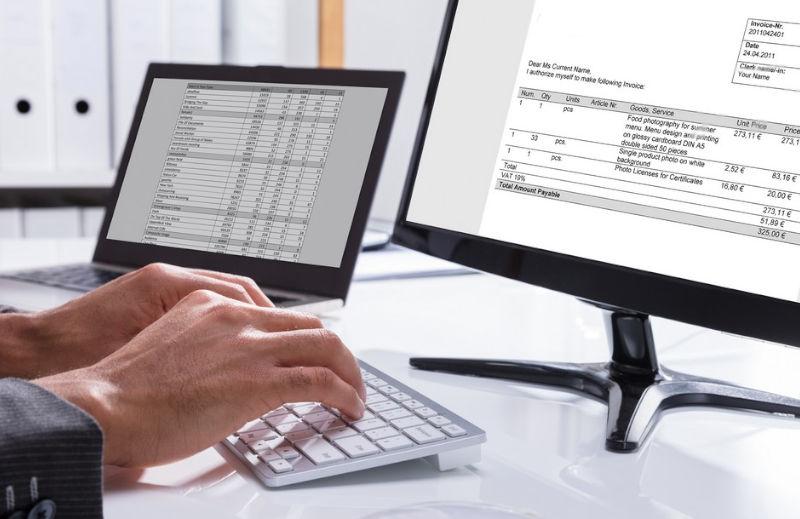 cheque electronico