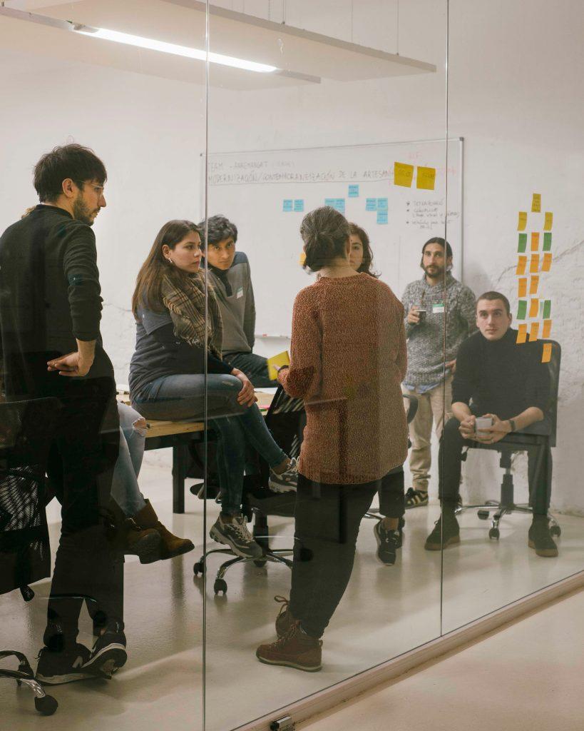 Curso Creación de Proyectos Sociales